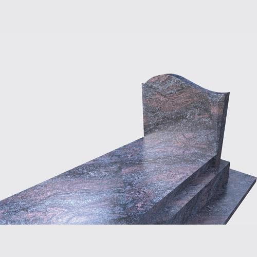 Pierre tombale en granit Paradisio