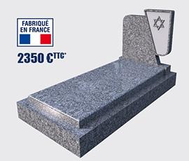 Pierre tombale juive